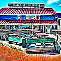 St Michaels Crab And Steak House by Stephen Younts