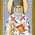 St Nektarios by Julia Bridget Hayes