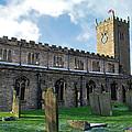 St Oswald's Church - Askrigg by Trevor Kersley