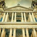 St Pauls Standing by Joan Carroll