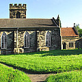 St Peter's Church - Hartshorne by Rod Johnson