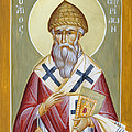 St Spyridon by Julia Bridget Hayes