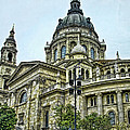 St Stephen Basilica   Budapest by Jon Berghoff