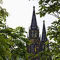 St Vitus Cathedral - Prague by Jon Berghoff