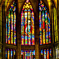 St Vitus Main Altar Stained Glass by Jon Berghoff