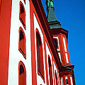 St. Wenzel - Loket by Juergen Weiss