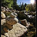 Stacked Rocks by Blake Richards