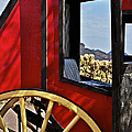 Stagecoach View by Phyllis Denton