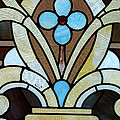 Stained Glass Lc 04 by Thomas Woolworth