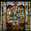 Stained Glass Lc 12 by Thomas Woolworth
