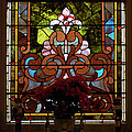 Stained Glass Lc 17 by Thomas Woolworth