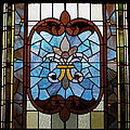 Stained Glass Lc 19 by Thomas Woolworth