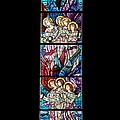 Stained Glass Pc 07 by Thomas Woolworth