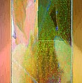 Stained Glass Shower by RC DeWinter