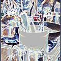Stainless Steel  by Debbie Portwood