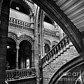 Stairs And Arches by Martin Williams