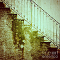 Stairs On A Rainy Day II by Silvia Ganora