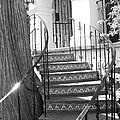 Stairway by Arthur Herold Jr