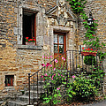 Stairway Provence France by Dave Mills