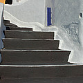 Stairway Santorini 2 by Bob Christopher