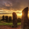 Standing Stones by Rich Jones Photography