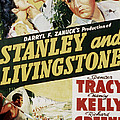 Stanley And Livingstone, Spencer Tracy by Everett