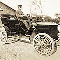 Stanley Steamer Car, 1906 by Photography Collection, Mirian And Ira D Wallach Division Of Art, Prints And Photographshumanities And Social Sciences Librarynew York Public Library