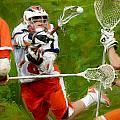 Stanwick Lacrosse 2 by Scott Melby