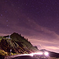 Star On Mountain Hill by Ming-Chung's Photo