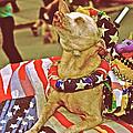 Star Spangled Dog by Susi Perla