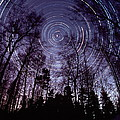 Star Trails by Pekka Parviainen