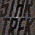 Star Trek Scene Mosaic by Paul Van Scott