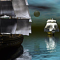 Starboard Guns Make Ready by Claude McCoy