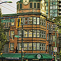 Starbucks On Denman by Diana Cox