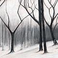 Stark Trees by Scott Alberts