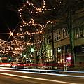 Starry Nights - Main Street Nights by Craig Johnson
