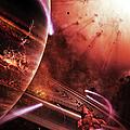 Starships Hone Their Skills by Brian Christensen