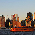 Staten Island Ferry 3 by Andrew Fare