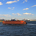 Staten Island Ferry by Andrew Fare