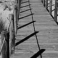 Station Boardwalk by Jez C Self