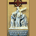 Station Of The Cross 02 by Thomas Woolworth