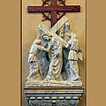 Station Of The Cross 05 by Thomas Woolworth