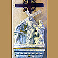 Station Of The Cross 08 by Thomas Woolworth