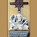 Station Of The Cross 09 by Thomas Woolworth