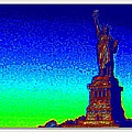 Statue Of Liberty-3 by Anand Swaroop Manchiraju