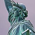 Statue Of Liberty  by Bill Lindsay