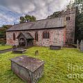 St.dyfnog's Church by Adrian Evans