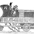 Steam Coach by Science, Industry & Business Librarynew York Public Library