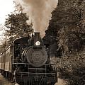 Steam Engine by Cindy Haggerty
