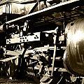 Steam Power II by Ricky Barnard